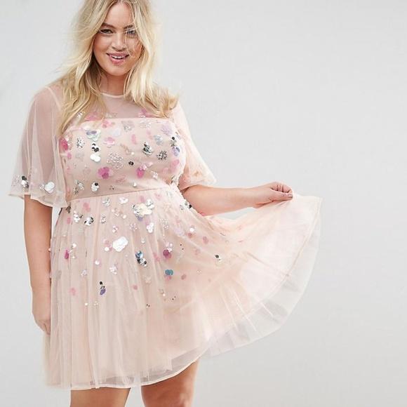 ASOS Curve Dresses | Plus Size Dress | Poshmark
